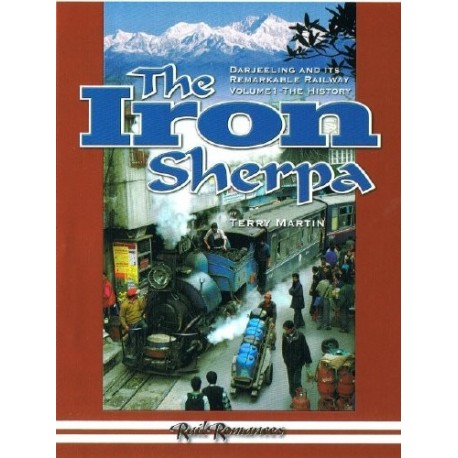 The Iron Sherpa Volume 1 by Terry Martin