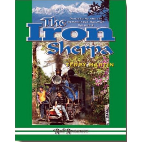 The Iron Sherpa volume 2 by Terry Martin