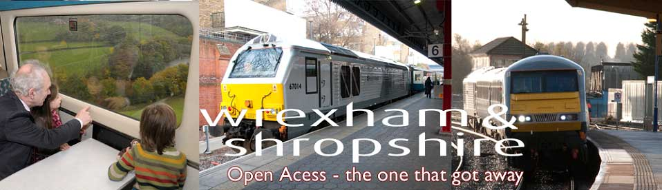 Wrexham and Shropshire