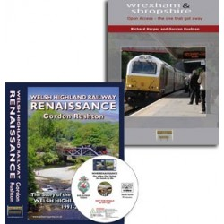 Wrexham & Shropshire and Welsh Highland Railway Renaissance